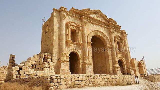 Amman Jerash