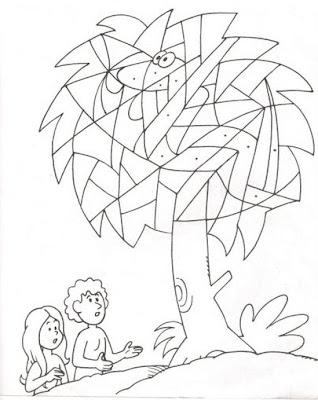 Compartiendo Por Amor Adán Y Eva
