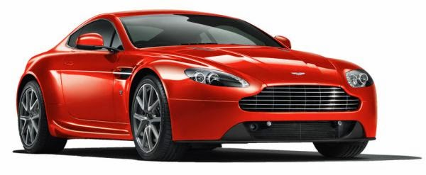 Aston Martin V12 Vantage S Roadster Specification