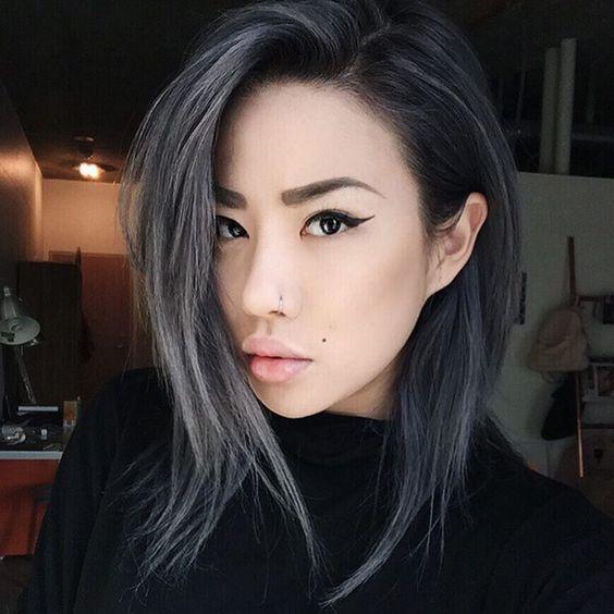M3T - Trend de Beleza: Charcoal Hair