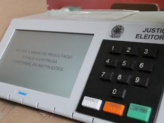 TSE decide que Paraíba terá 443 urnas com voto impresso nas Eleições 2018