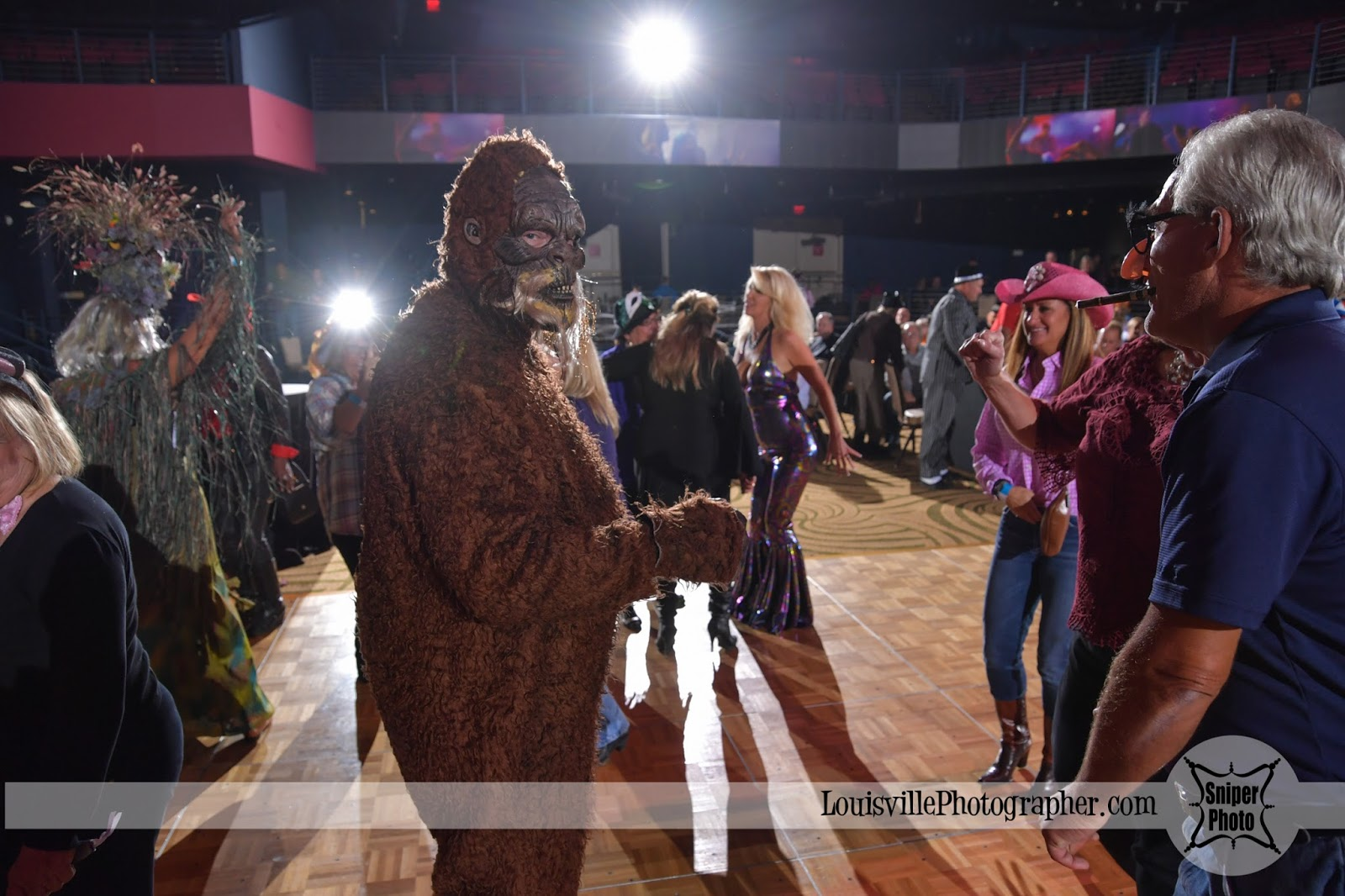 Louisville Event Photographer - Belterra Halloween Party | Sniper ...
