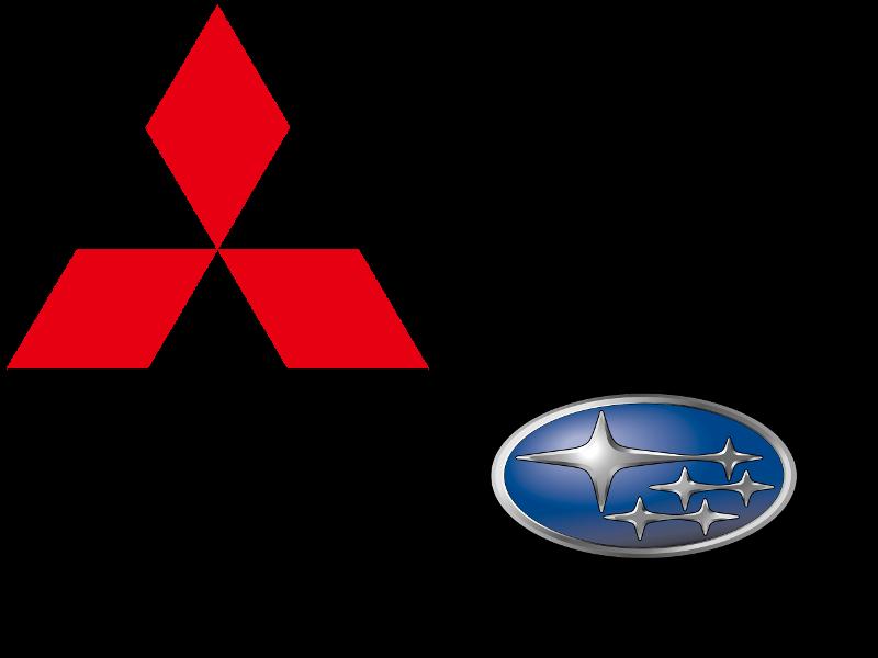 329. Dane techniczne #001: Mitsubishi Eclipse GSX (2G/D33A) vs Subaru Impreza GT (GC). staryjaponiec