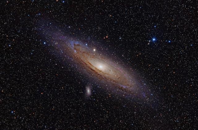 Apa itu Galaksi Andromeda? Di mana letaknya?