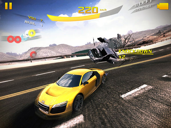 ASPHALT 8 AIRBORNE HACK AND CHEATS
