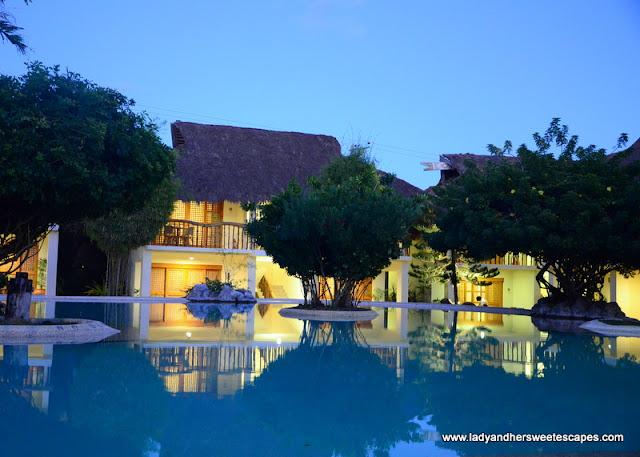 Bluewater Maribago Garden Wing deluxe room