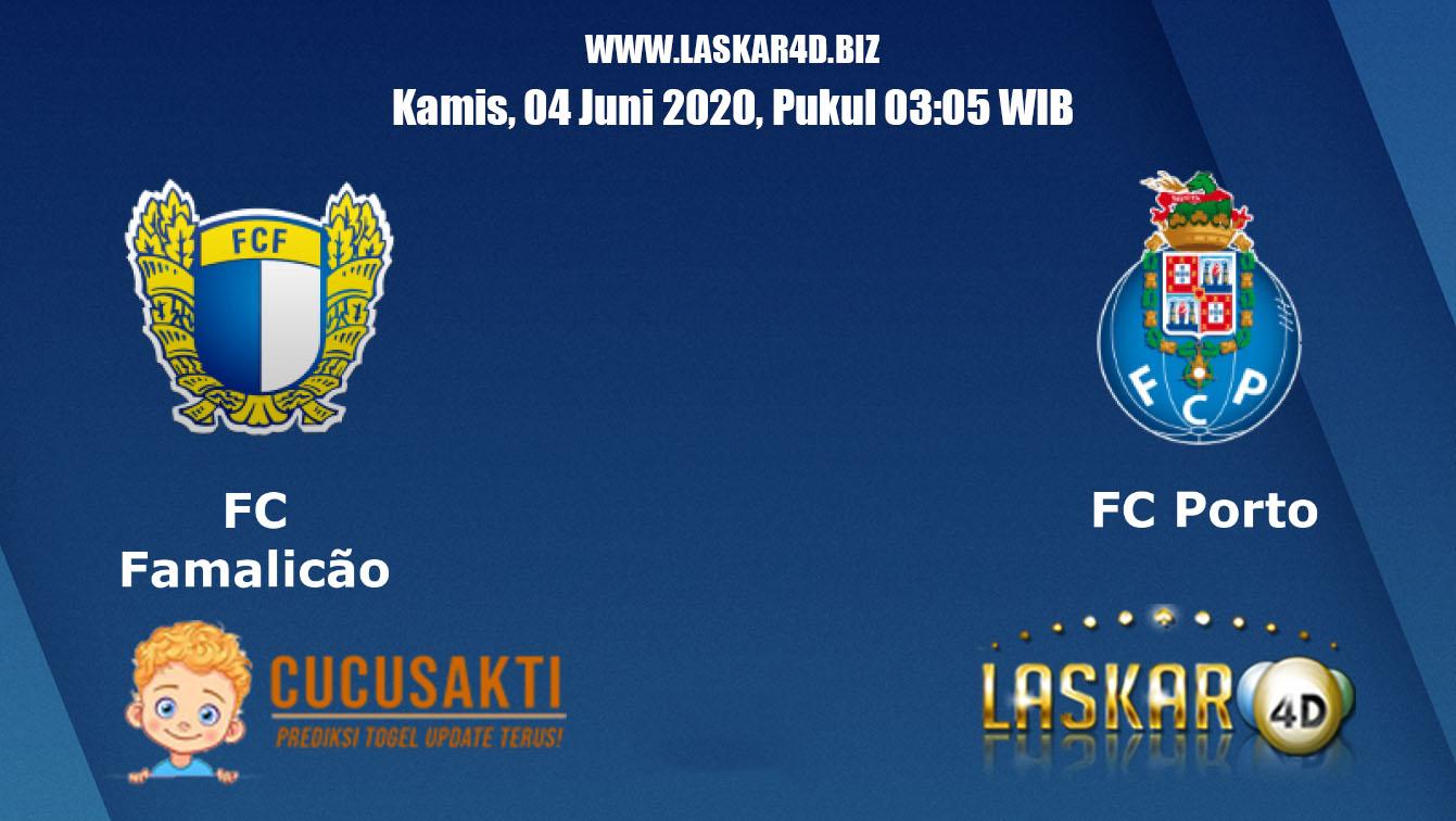 Prediksi Bola Famalicao vs Porto Kamis 04 Juni 2020