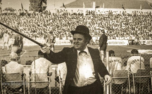 Mate Shundovski (1936-2006)