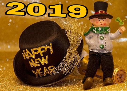 Friends, once again we are all ready to welcome the New Year. It is says that OK the fittest say of thee new year no one souls do ant good work. Best Happy New Year 2019 Wishes Shayari & Whatsapp Status for Whatsapp or Facebook. New Year's SMS