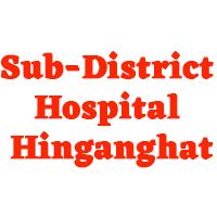 Sub-District Hospital Hinganghat District Wardha Recruitment 2018
