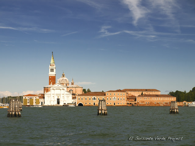 San Giorgio Maggiore, por El Guisante Verde Project