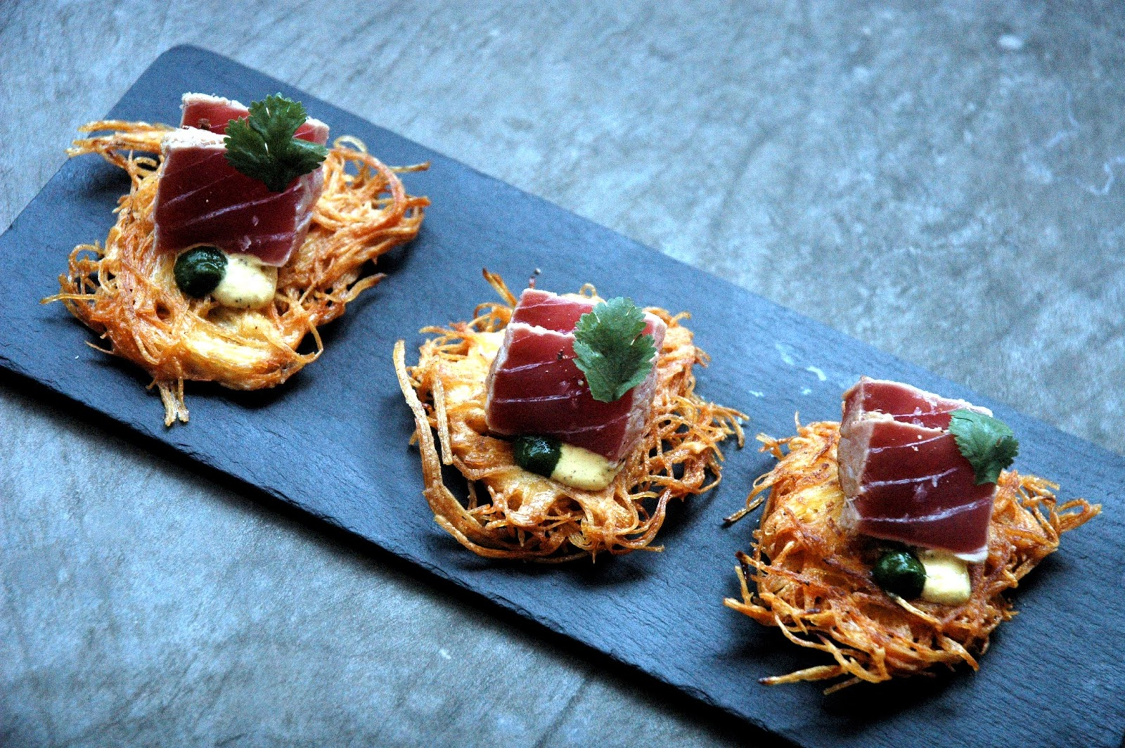 DUDE FOR FOOD: A Convergence of Peruvian and Japanese Flavors at Nikkei