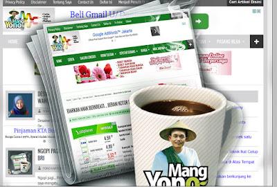 Cara Kirim Tulisan Ke Blog Mang Yono