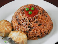Nigerian rice recipes, nigerian rice and beans, Nigerian food tv, nigerian food recipes