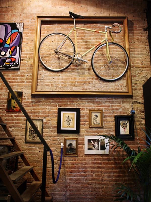 10 Unusual Wall Art Ideas & 10 Unusual Wall Art Ideas | Interior Design Ideas Modern Design ...