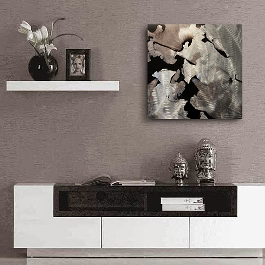 Home Decorating With Modern Art Sweet Doll House