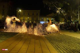 FOTO: Festivalul de foc la Timisoara (28-29 octombrie 2016)