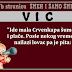 """VIC: """"Ide mala Crvenkapa šumom i plače. Posle nekog vremena nailazi lovac pa je pita:..."""""""
