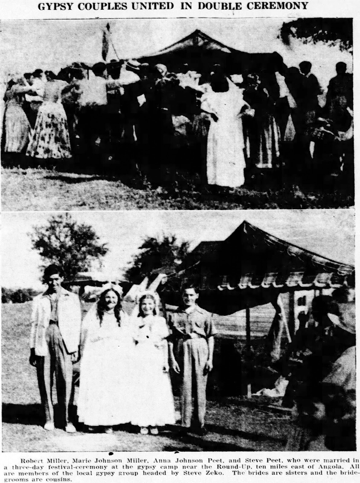 Indiana steuben county orland - At Noon A Feast Was Prepared In One Of The Tents The Feast Commenced With The Official Announcement Of The Marriage And Was Followed By Toasts To The Tow