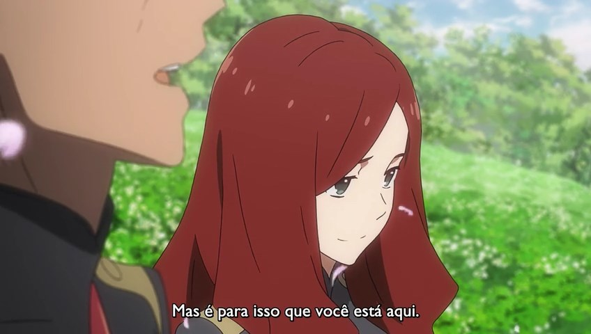 Comentando Darling in the Franxx FINAL!!!