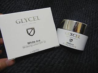 [試用] GLYCEL 亮白雪肌防曬乳