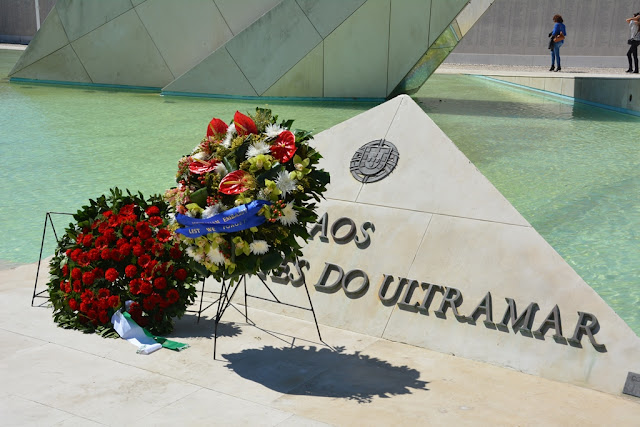 Memorial for Portuguese soldiers