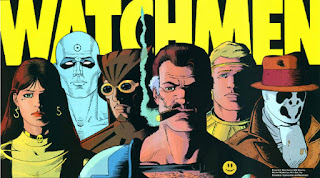 WATCHMEN Coming To The DC Universe
