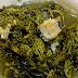 Canh rau sắn chua nấu cá, món ngon Phú Thọ gợi nhớ một thời tuổi thơ gian khó