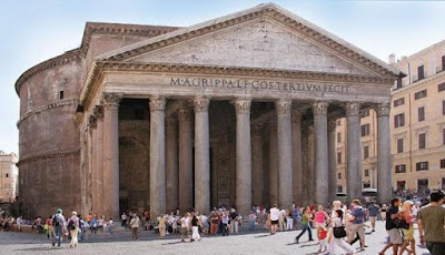 Misteri Beton Romawi Yang Bisa Bertahan 2.000 Tahun