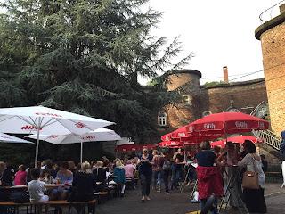 MItmachkonzert: Singender Biergarten 2017 im Fort X in Köln Sommer in Köln