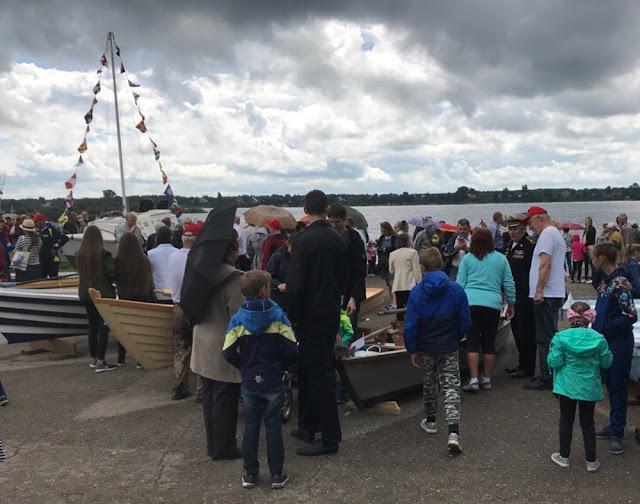 праздник лодки