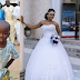 3yrs Old Wedding Photobomber Turns Celebrity, Joins Olajumoke In Wedding Themed Photoshoot