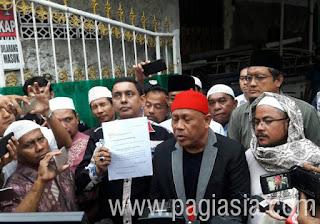 Habib Rizieq Menjadi Tersangka, Pengacara Meminta Presiden Turun Tangan