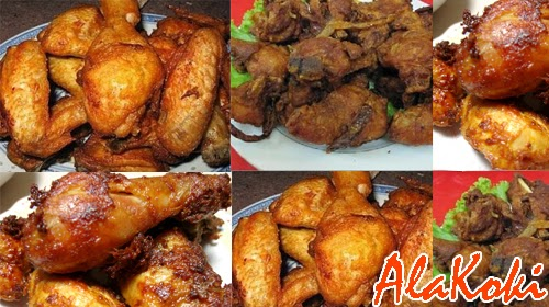 Resep Ayam Goreng Gurih dan Cara Membuat Resep Ayam Goreng Gurih dan Cara Membuat