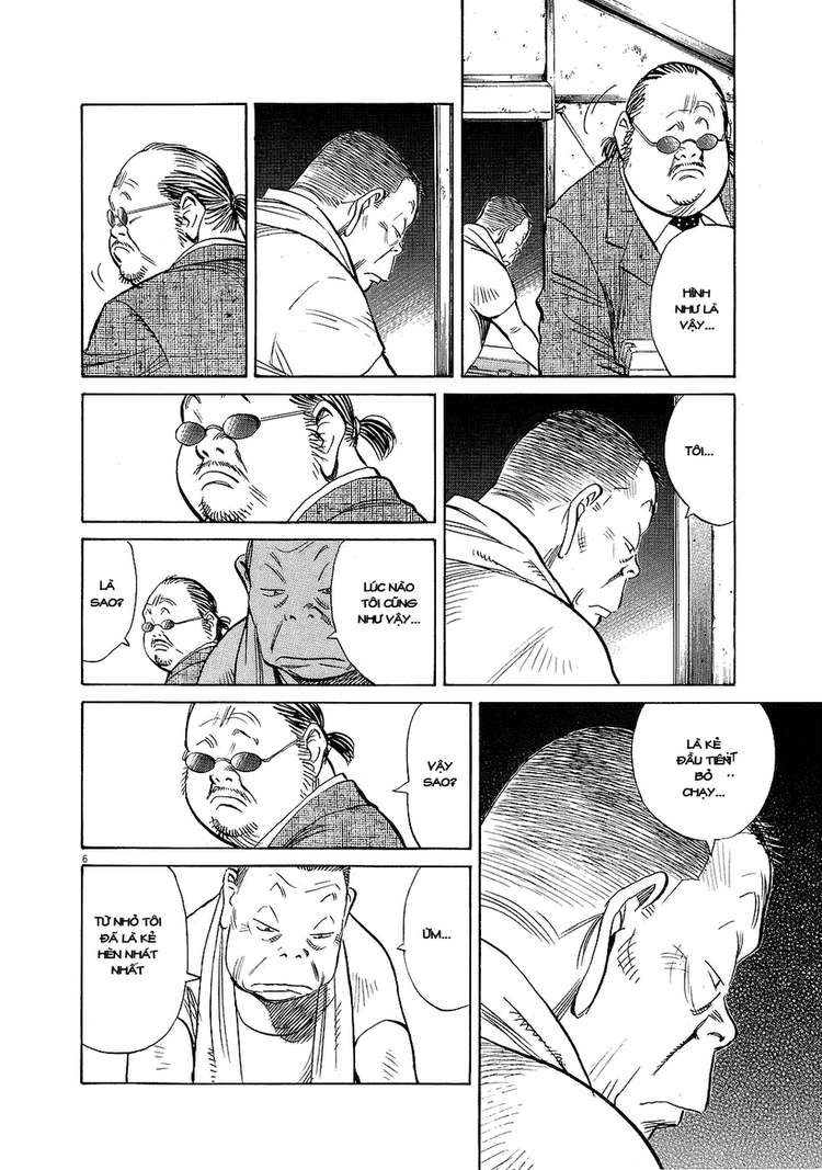 20th Century Boys chapter 234 trang 13