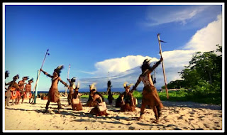 Tari Wutukala Tarian Tradisional dari Papua Barat