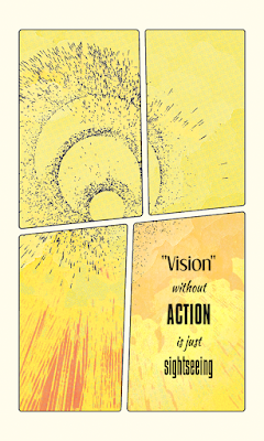 Todays Tendril... [2019.07.21] - Vision Without Action - Copyright 2019 Christopher V. DeRobertis. All rights reserved. insilentpassage.com