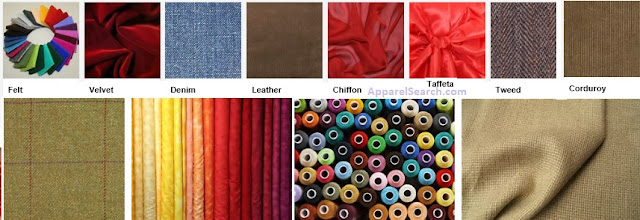 All About Fabric