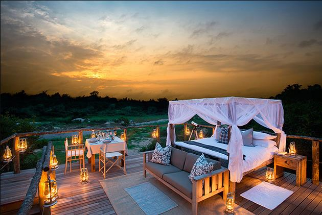 Honeymoon ideas in South Africa