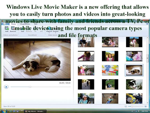 great looking movies windows movie maker