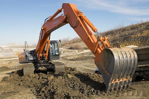 Unused Komatsu Pc Hydraulic Excavator Lot X Px likewise  moreover History additionally Maxresdefault moreover Hqdefault. on largest komatsu excavator