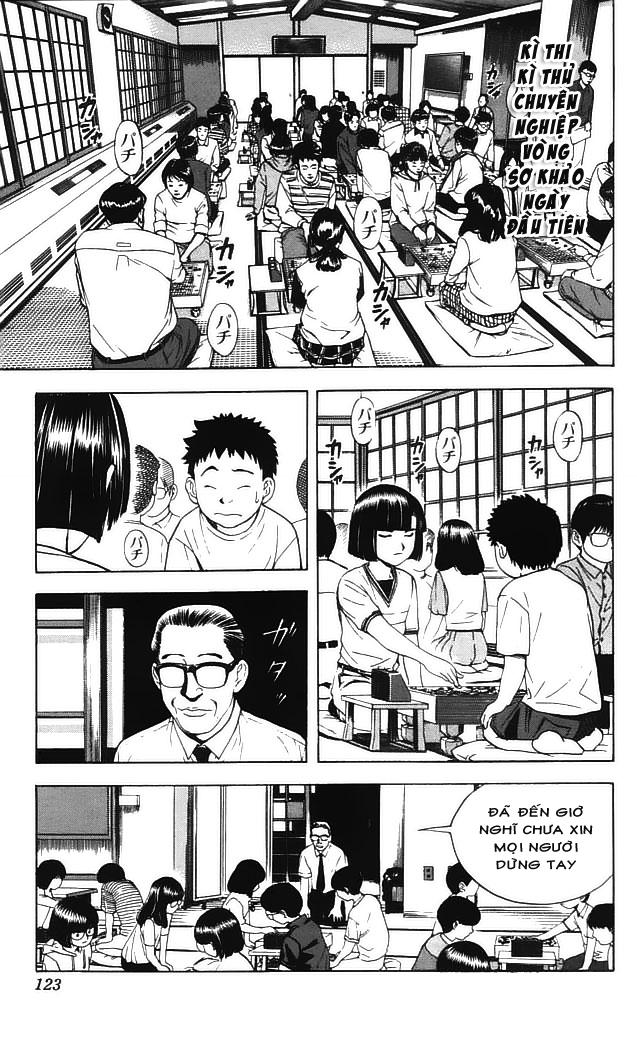 Hikaru No Go hikaru no go chap 31 trang 11