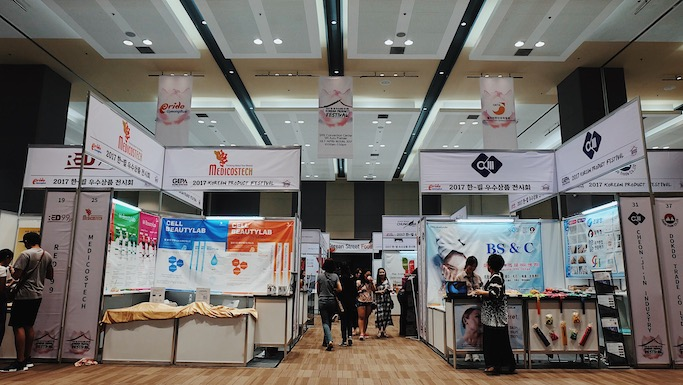 Image result for Korean product festival Philippines