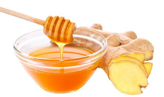 the mixture of ginger and honey to cure cancer