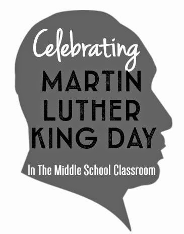 MLK Day, Martin Luther King Day Lesson, MLK Activity