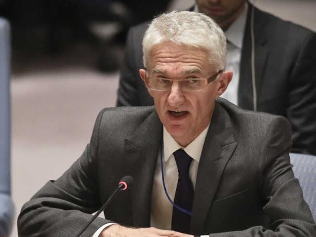 OCHA Nilai Pembicaraan Soal Yaman Tidak Mudah dan Cepat