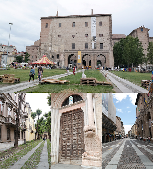 Travel Guide Parma Italien