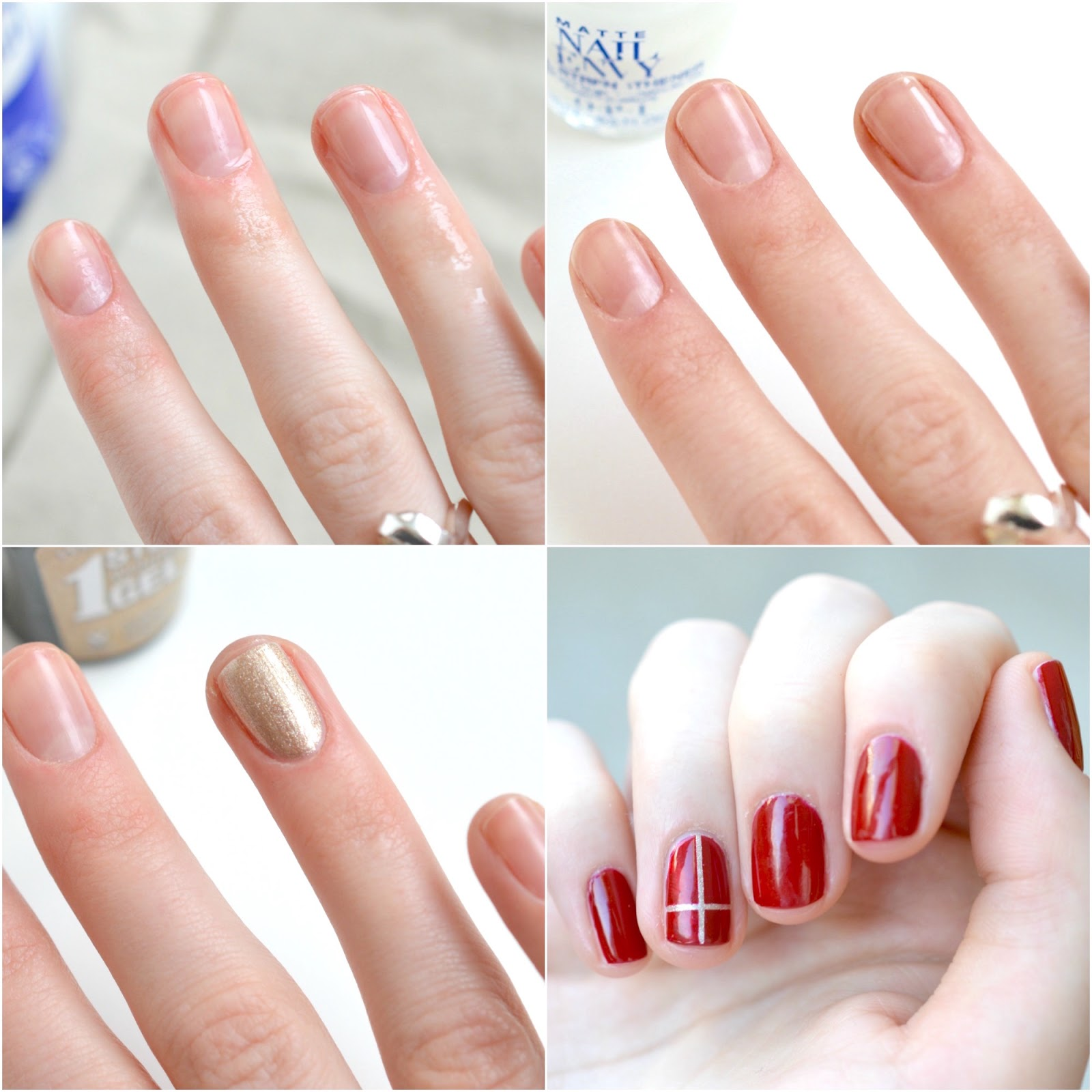 Easy DIY Nail Art Techniques | Classically Contemporary
