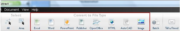 10 Reasons Why Able2Extract 8 Is The PDF Converter For Your Needs