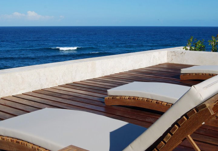 Spectacular getaway villa in the caribbean